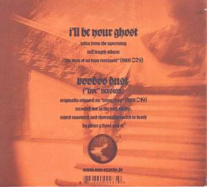 The Devil's Blood: I'll Be Your Ghost (Single-CD) - Bild 2