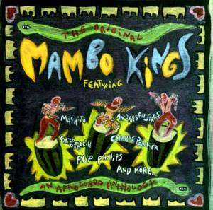 Cover - Dizzy Gillespie & His Orchestra: The Original Mambo Kings - An Afro Cubop Anthology