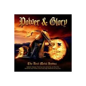 Cover - Neverland: Power & Glory - The Best Metal Hymns (Vol. I)