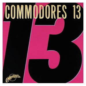 Cover - Commodores: 13