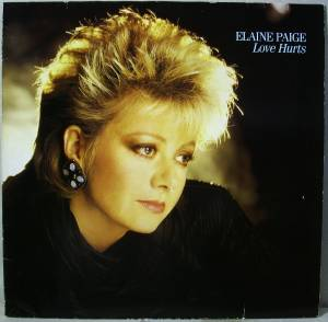 Cover - Elaine Paige: Love Hurts