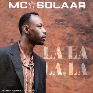 MC Solaar: La La La, La - Cover