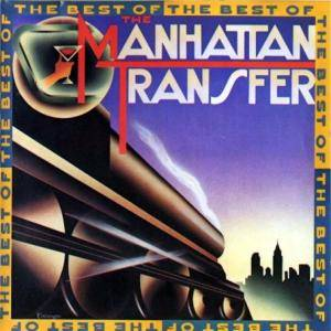 The Manhattan Transfer: Best Of, The - Cover