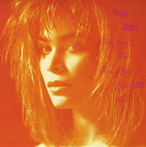 Paula Abdul: (It's Just) The Way That You Love Me - Cover