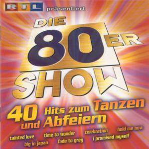 Cover - Jan Wayne Meets Lena: 80er Show, Die
