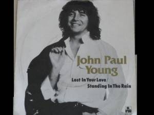 "John Paul Young: Lost In Your Love (7"") - Bild 1"