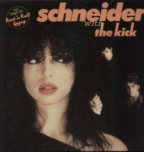 Schneider With The Kick: Schneider With The Kick (LP) - Bild 1