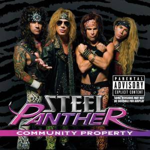 Cover - Steel Panther: Community Property