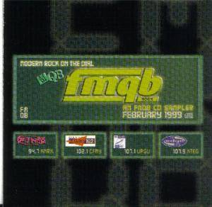 Cover - Swimmer: FMQB - Modern Rock On The Dial | February 1999