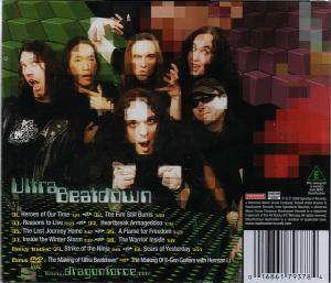 DragonForce: Ultra Beatdown (CD + DVD) - Bild 2