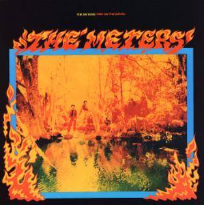 Cover - Meters, The: Fire On The Bayou