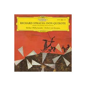 Richard Strauss: Don Quixote - Cover