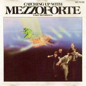 Mezzoforte: Catching Up With Mezzoforte - Cover