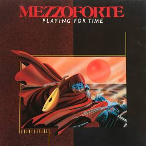 Mezzoforte: Playing For Time - Cover