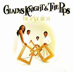 Gladys Knight & The Pips: Imagination - Cover