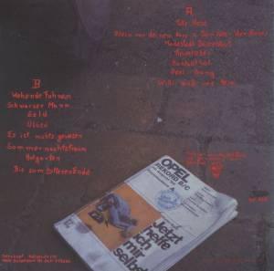 Die Toten Hosen: Opel-Gang (LP) - Bild 2
