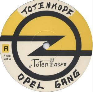 Die Toten Hosen: Opel-Gang (LP) - Bild 4