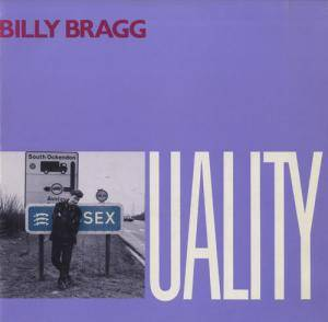 Billy Bragg: Sexuality - Cover