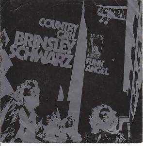 Cover - Brinsley Schwarz: Country Girl