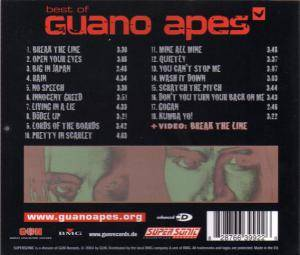 Guano Apes: Planet Of The Apes (CD) - Bild 2