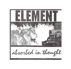 Element: Absorbed In Thought - Cover