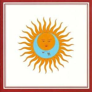 King Crimson: Larks' Tongues In Aspic - Cover