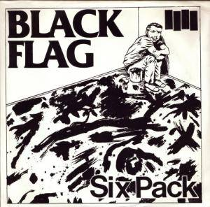 Black Flag: Six Pack - Cover