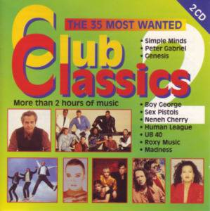 Cover - Belinda Carlisle: 35 Most Wanted Club Classics, The
