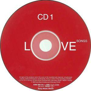 Love Songs (2-CD) - Bild 3