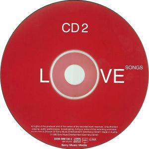 Love Songs (2-CD) - Bild 4