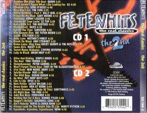 Fetenhits - The Real Classics - The 2nd (2-CD) - Bild 2