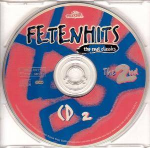 Fetenhits - The Real Classics - The 2nd (2-CD) - Bild 4