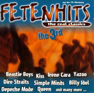 Fetenhits - The Real Classics - The 3rd - Cover