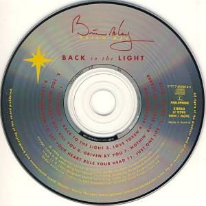 Brian May: Back To The Light (CD) - Bild 2