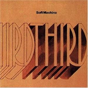 Soft Machine: Third - Cover