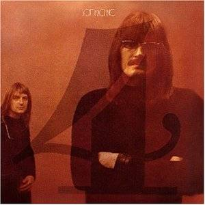 Soft Machine: Fourth - Cover