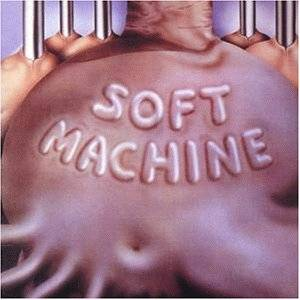 Soft Machine: Six - Cover