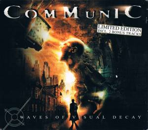 Cover - Communic: Waves Of Visual Decay