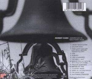 Johnny Cash: American III: Solitary Man (CD) - Bild 2