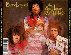 The Jimi Hendrix Experience: Electric Ladyland (CD) - Bild 2