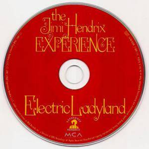 The Jimi Hendrix Experience: Electric Ladyland (CD) - Bild 5