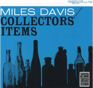 Miles Davis: Collectors' Items - Cover