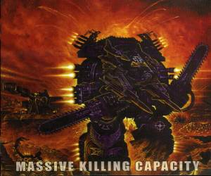 Dismember: Massive Killing Capacity (CD) - Bild 1