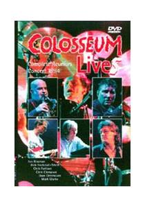 Cover - Colosseum: Colosseum Live - The Complete Reunion Concert 1994