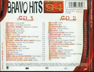 Bravo Hits - Best Of 94 (2-CD) - Bild 2