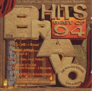 Bravo Hits - Best Of 94 - Cover