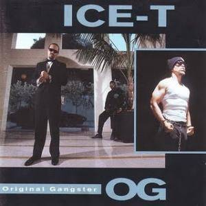 Cover - Ice-T: O.G. Original Gangster
