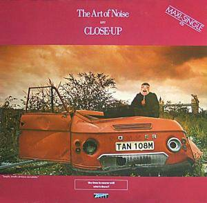 The Art Of Noise: Close-Up - Cover