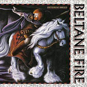 Cover - Beltane Fire: Different Breed
