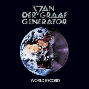 Cover - Van der Graaf Generator: World Record
